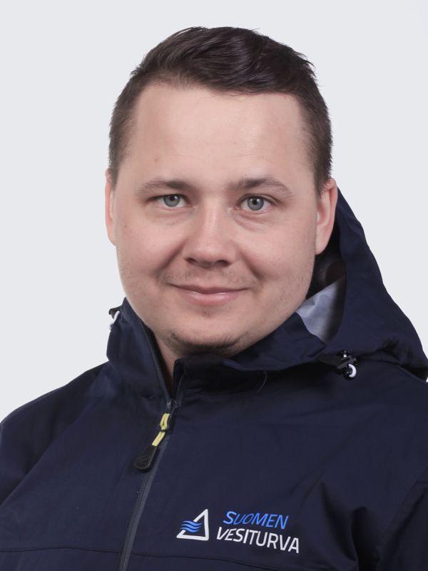 Harry Kirvesmäki Suomen vesiturva